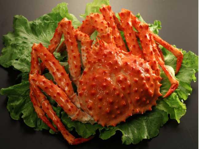 熟凍帝王蟹