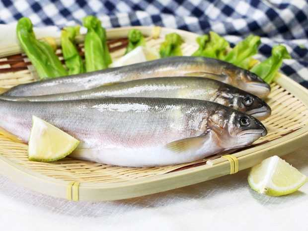 宜蘭-黃大哥嚴選極品爆蛋母香魚140g