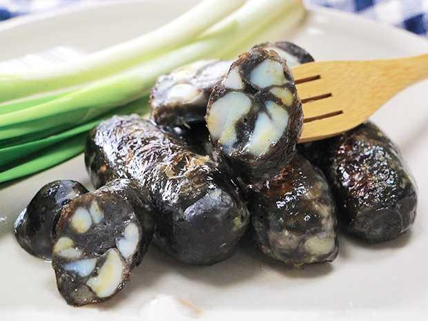 澎湖-手工墨魚香腸(中秋加價購)